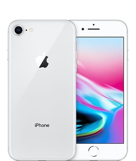 福利品 二手機 Apple iPhone8 Plus / iPhone 8+ 64G 5.5吋 �況佳 單機無盒裝 �白 / 6期零利率
