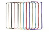 【愛瘋潮】加拿大設計品牌 STU Aple iPhone 5 / 5S 航太超薄鋁合金屬框 - 咖啡色