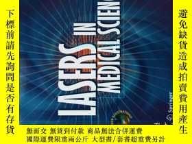 二手書博民逛書店Lasers罕見in Medical Science (Journal) 07 2011 激光醫學學術期刊Y1