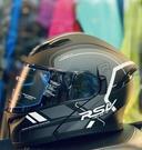 RSV安全帽,TESLA可樂帽,騎兵/消光黑白