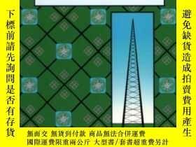 二手書博民逛書店The罕見Man On The Tower: Poems (arkansas Poetry Award Serie