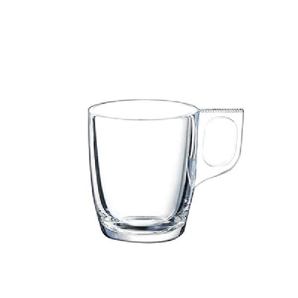 法國樂美雅Arcoroc沃魯托強化咖啡杯 馬克杯 濃縮杯 玻璃杯 90cc