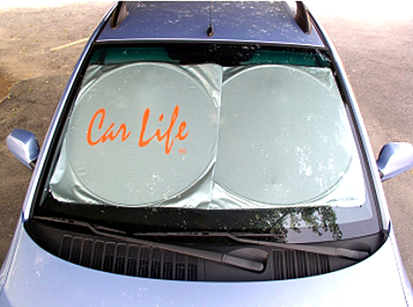 Car Life:: 汽車前後檔-圓弧遮陽簾(大眼睛)-70X150cm-1入(遮陽防曬隔熱遮光)