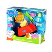 【英國Peppa Pig佩佩豬】可愛小紅車土司機 PE44451