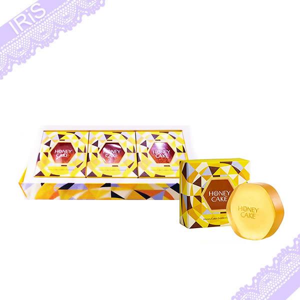 SHISEIDO 資生堂 蜜澤金蜂蜜香皂禮盒  3入一盒 (聖誕送禮) [ IRiS 愛戀詩 ]