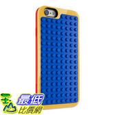 [104美國直購] 手機外殼Belkin Lego Builder iPhone 6 Plus Case - Retail Packaging - Yellow