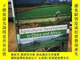 二手書博民逛書店Agricultural罕見Development in Chi