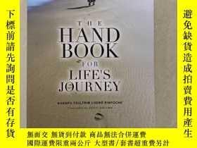 二手書博民逛書店The罕見Hand Book For Life's Journe