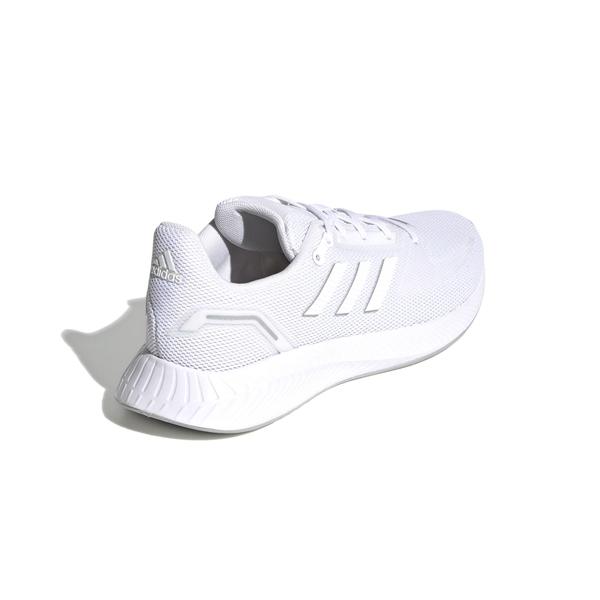 adidas跑步鞋 女鞋 RUN FALCON 2.0 透氣運動鞋 耐磨底 全白運動鞋 慢跑鞋 跑鞋 路跑 訓練鞋 T9314#白色