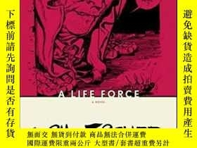 二手書博民逛書店A罕見Life Force (the Contract With God Trilogy #2)Y364682