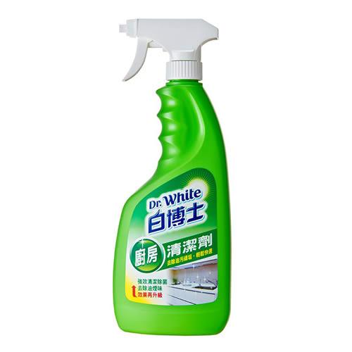 白博士廚房清潔劑噴槍型600g【愛買】