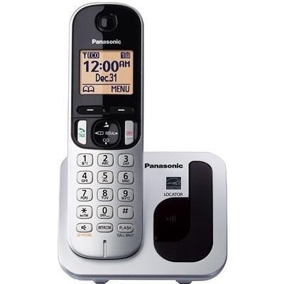 台灣哈里 國際 Panasonic DECT數位式無線電話 KX-TGC210 / 拒接特定來電