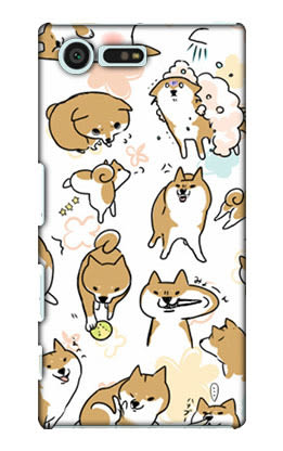 Sony Xperia X Compact F5121 F5122 F8332 F5321 手機殼 軟殼 保護套 柴犬