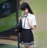 女套裝日繫校服班服長袖軟妹JK制服百褶裙學生演出服套裝 時光之旅