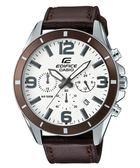 CASIO EDIFICE賽車錶(EFR-553L-7B)47mm/白面/原廠公司貨