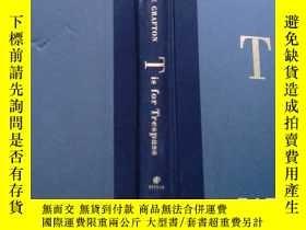 二手書博民逛書店英文原版:TIS罕見FOR TRESPASS(這是侵犯)Y768