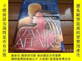 二手書博民逛書店FAMILY罕見AFFAIRS 家庭事務Y19865 SANDR