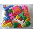 《 USL遊思樂教具 》中空動物家族 ( 75 PCS ) / JOYBUS玩具百貨