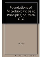 二手書博民逛書店 《Foundations of Microbiology: Basic Principles, 5e, with OLC》 R2Y ISBN:0071113673│TALARO