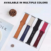 Apple Watch Series 錶帶 S6錶帶 S5錶帶 S4錶帶 S3錶帶 鉚釘皮紋 蘋果錶帶 38mm 40mm 42mm 44mm
