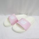 New Balance 海綿拖鞋 公司貨 SD1101IPK 女款男碼 整數尺碼 粉紅色【iSport愛運動】