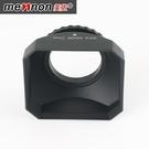 又敗家@Mennon方形遮光罩40.5mm遮光罩螺牙遮光罩Olympus 14-42mm f3.5-5.6 MZD Nikon 1 Pentax Q 01 02 03 X20 X10