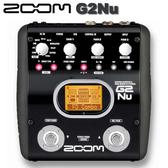 【非凡樂器】ZOOM 吉他綜合效果器 G2Nu 強大音箱模擬器/節奏機/初學必備