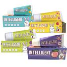 因特力 Intelligent 淨兒童淨酵素牙膏 (40g)-原味/葡萄/草莓優格/水蜜桃