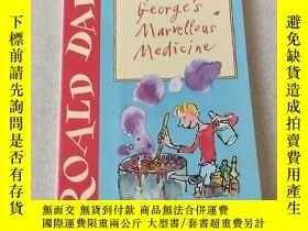 二手書博民逛書店George s罕見Marvellous Medicine:喬治的奇妙的醫學Y212829
