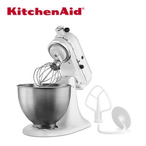 KitchenAid桌上型攪拌機(牛奶白)4.5Q