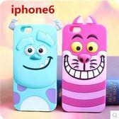 King Shop 迪士尼怪獸大學iphone6 6Plus 7 8S Plus 手機矽膠套
