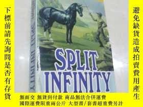 二手書博民逛書店SPLIT罕見INFINITYY245709