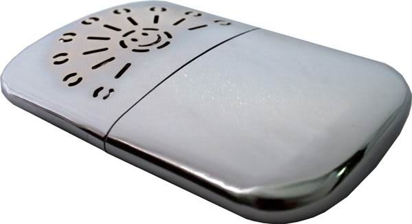 ◤防寒必備!台灣製造◢ LAMP 薰香白金懷爐 LP-740 可加購精油 **可刷卡!免運費**