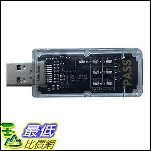 [8美國直購] 短路測試儀 PassMark USB Short Circuit Tester USB SOS