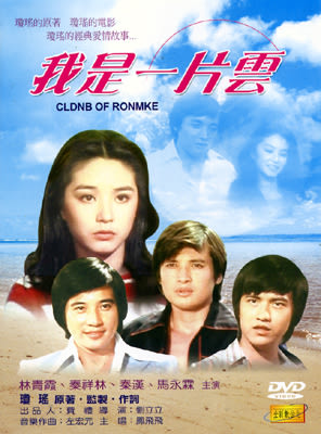 我是一片雲DVD 林青霞/秦漢