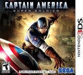 3DS Captain America: Super Soldier 美國隊長:超級士兵(美版代購)