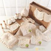 嬰兒衣服夏季新生兒禮盒0-3月棉質套裝春秋冬6初生剛出生寶寶用品WY全館滿千89折