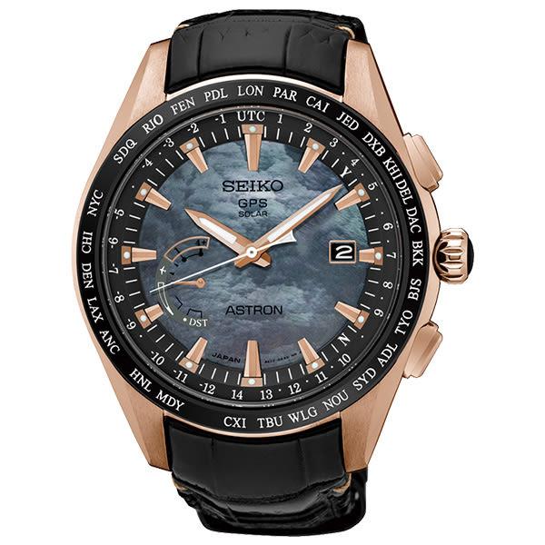 SEIKO 精工 太陽能 鈦金屬 8X22-0AE0J(SSE105J1) ASTRON GPS 男錶