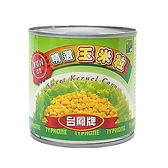 台鳳牌 精選 玉米粒 340g 【康鄰超市】