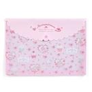 【震撼精品百貨】新娘茉莉兔媽媽_Marron Cream~Sanrio 兔媽媽杯子蛋糕系列PVC材質A4文件袋#96054
