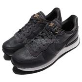 Nike 休閒鞋 Wmns Internationalist PRM 黑 灰 麂皮 運動鞋 復古 女鞋【PUMP306】 828404-012