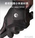 高爾夫手套 高爾夫手套男款單支 左手/右手 真皮耐磨 透氣舒適 INESIS 快速出貨