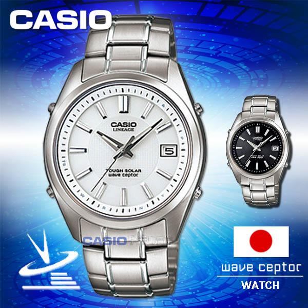 CASIO卡西歐 手錶專賣店 男錶 G-SHOCK LIW-130TDJ-7AJF  男錶 電波錶 日系 鈦金屬錶帶 白面 太陽能 電波