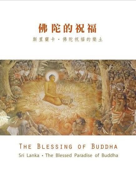 佛陀的祝福 DVD (購潮8)