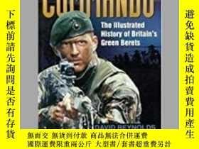 二手書博民逛書店Commando罕見(damaged)-突擊隊員(損壞)Y414958 出版2020