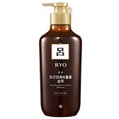 呂黑豆蓬鬆健髮洗髮精550ML【愛買】