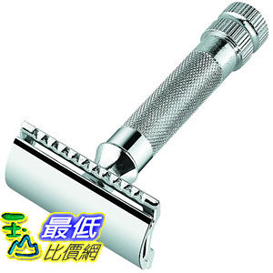 [104美國直購] Merkur 德國製 Heavy Duty Double Edge Razor #34C (Blade Included) 安全 刮鬍刀
