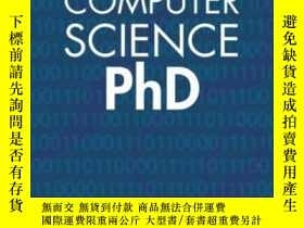 二手書博民逛書店The罕見Art Of Getting Computer Science Phd-獲得計算機科學博士學位的藝術
