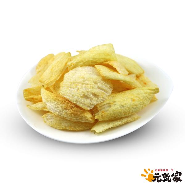 元氣家 香茅紅咖哩洋蔥脆片(80g)