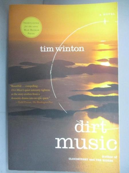 【書寶二手書T5/原文小說_NIM】Dirt Music: A Novel_Winton, Tim